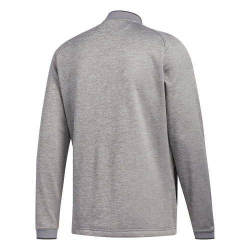 adidas Golf Textured Full Zip Mens Jacket reverse
