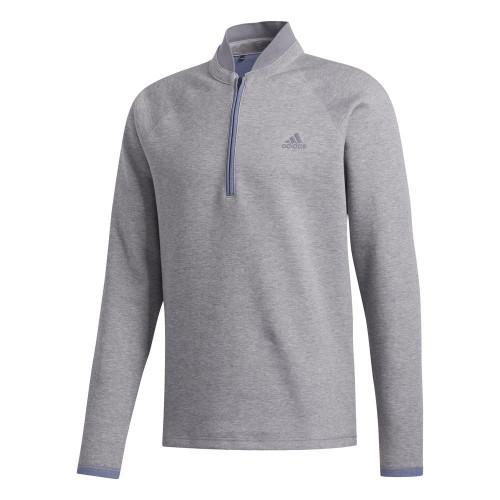 adidas Golf Mens Club Sweater
