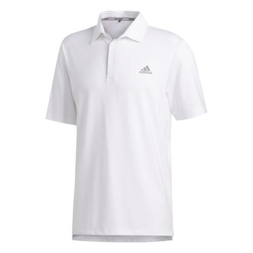adidas Golf Ultimate 2.0 Solid Mens Polo Shirt