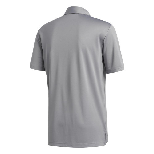 adidas Golf 3-Stripe Basic Mens Polo Shirt reverse