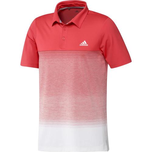 adidas Golf Ultimate 1.1 Print Mens Polo Shirt