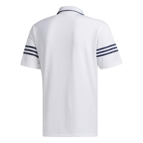 adidas Golf Ultimate365 Blocked Mens Polo Shirt reverse