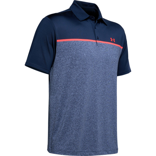 Under Armour Mens Engineered PlayOff Golf Polo Shirt