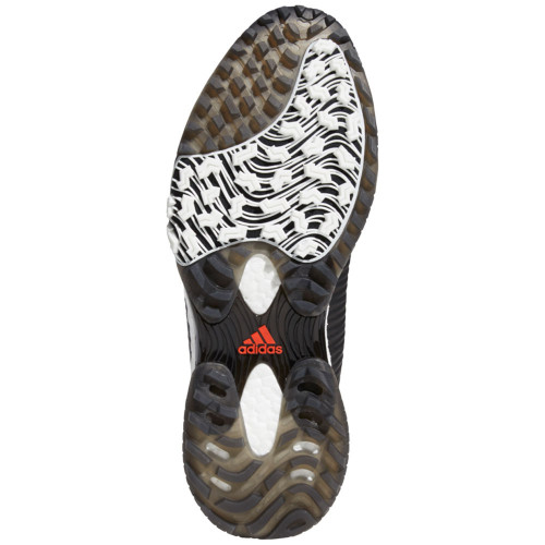 adidas CodeChaos Mens Golf Shoes reverse