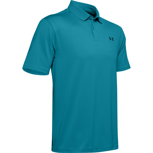 Under Armour Performance 2.0 Mens Golf Polo Shirt (Escape)
