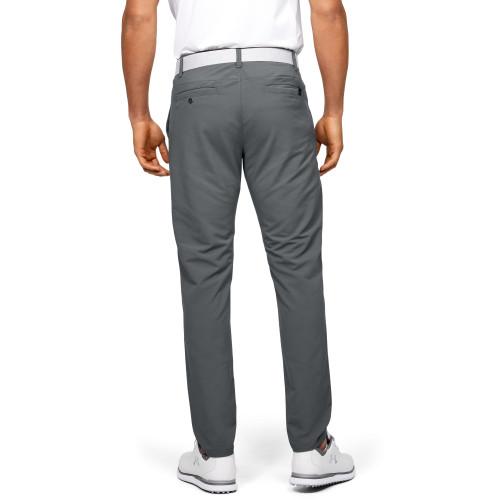 Under Armour Mens EU Performance Slim Taper Soft Stretch Golf Trousers reverse