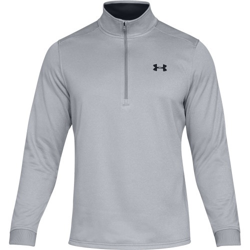Under Armour Mens Armour Fleece 1/2 Zip Golf Sweater