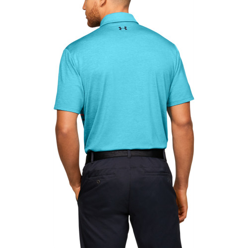 Under Armour Mens PlayOff Hero Graphic Golf Polo Shirt
