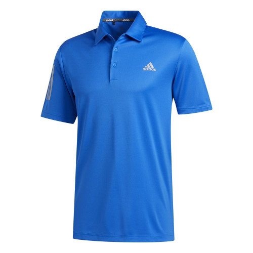adidas Golf 3-Stripe Basic Mens Polo Shirt