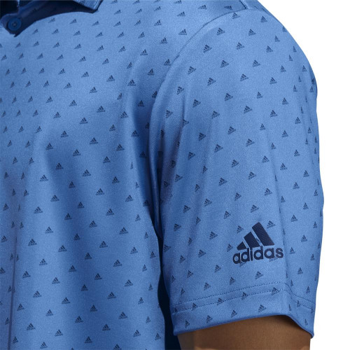 adidas Golf Ultimate365 Badge of Sport Mens Polo Shirt