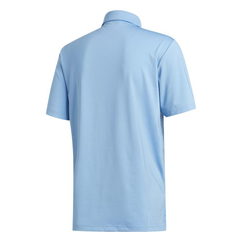 adidas Golf Ultimate 2.0 Solid Mens Polo Shirt reverse