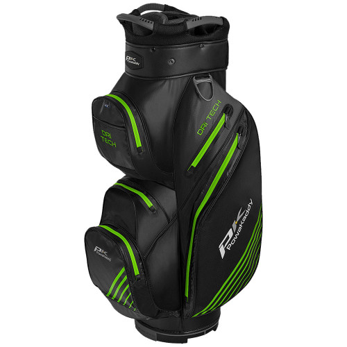 PowaKaddy Dri-Tech 14 Way Waterproof Cart Trolley Golf Bag - New 2020