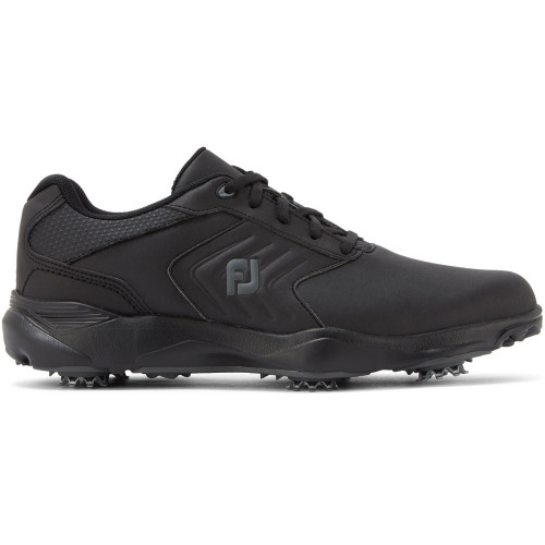 FootJoy eComfort Mens Golf Shoes (Black)