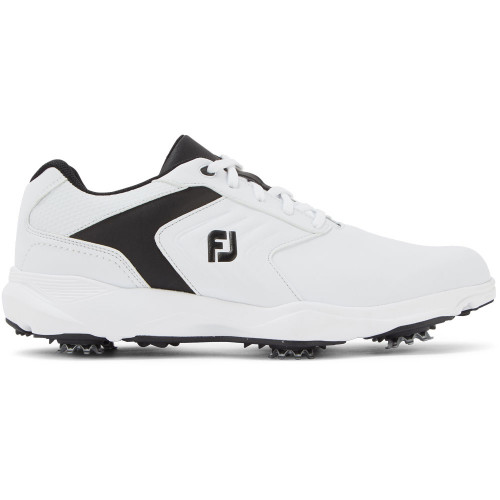 FootJoy eComfort Mens Golf Shoes (White/Black)