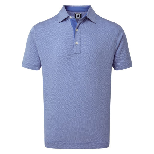 FootJoy Golf Four Dot Jacquard Mens Polo Shirt