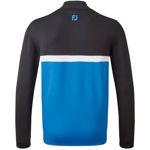 FootJoy Golf Colour Blocked Chill-Out Mens Pullover reverse
