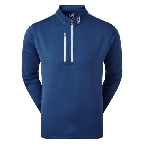 FootJoy Golf Sleeve Stripe Chill-Out Mens Pullover