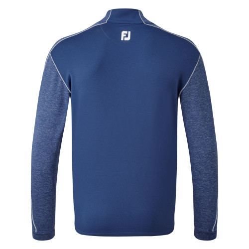 FootJoy Golf Tonal Heather Chill-Out Mens Pullover reverse