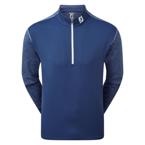 FootJoy Golf Tonal Heather Chill-Out Mens Pullover