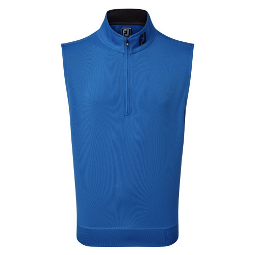 FootJoy Golf Chill-Out Vest Mens Gilet (Royal)