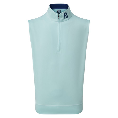 FootJoy Golf Chill-Out Vest Mens Gilet (Mint)