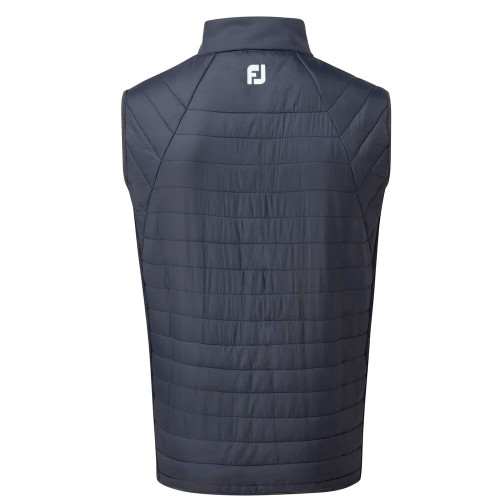 FootJoy Golf Thermal Quilted Vest Mens Gilet reverse
