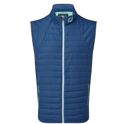 FootJoy Golf Thermal Quilted Vest Mens Gilet