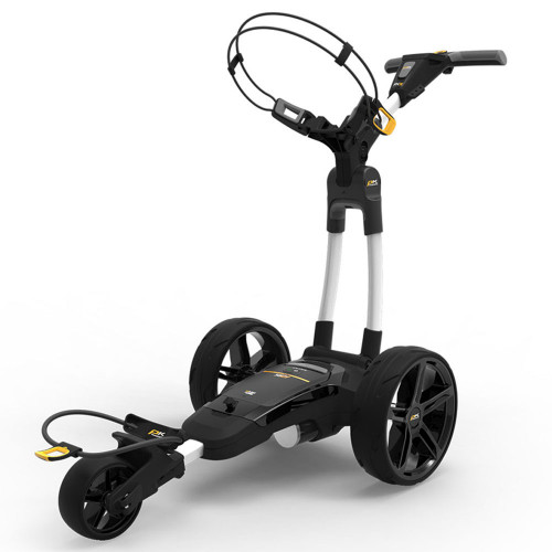 PowaKaddy FX3 Electric Golf Trolley 18 or 36 Hole Lithium Battery + Free Accessory!!