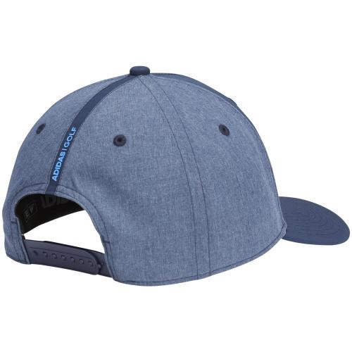 Adidas Mens A-Stretch Badge of Sport Tour Cap Golf Hat Baseball Snapback reverse