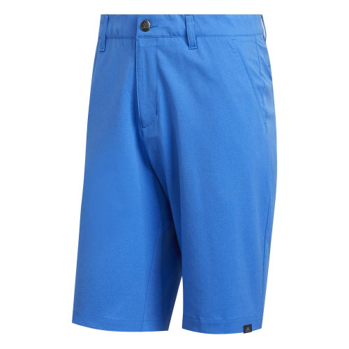 adidas Ultimate 365 Stretch Club Pinstripe Mens Golf Shorts reverse