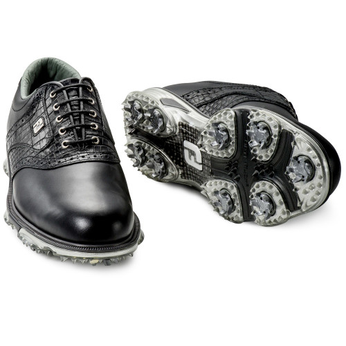 FootJoy DryJoys Tour Mens Golf Shoes - EXTRA WIDE reverse