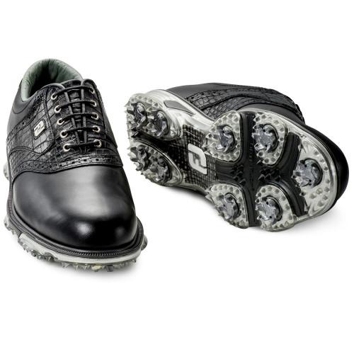 FootJoy DryJoys Tour Mens Golf Shoes - EXTRA WIDE reverse