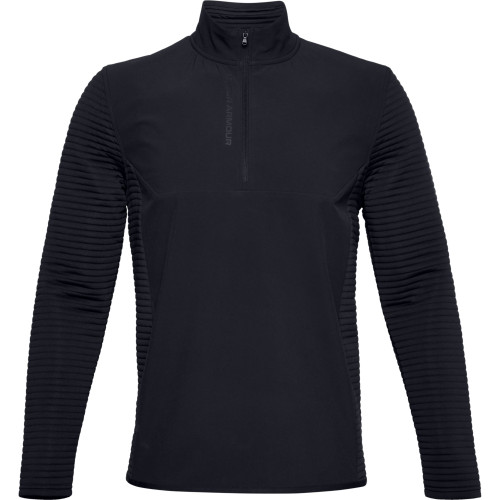 Under Armour Mens UA Storm Evolution Daytona 1/2 Zip Golf Sweater