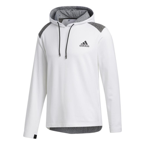 adidas Golf Mens COLD.RDY Hoodie (White)