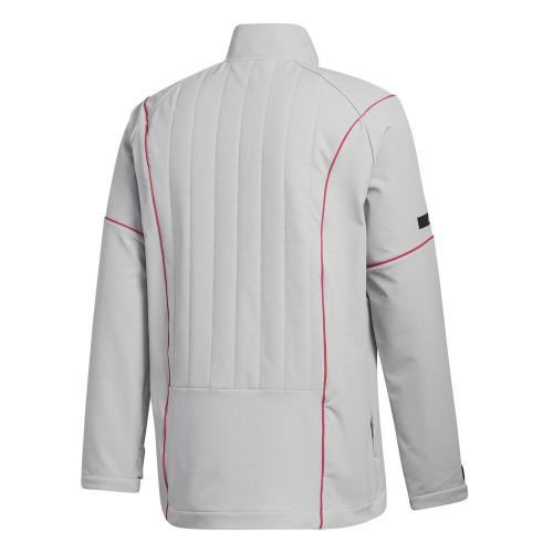 Adidas Golf Hybrid Quilt Mens Jacket reverse