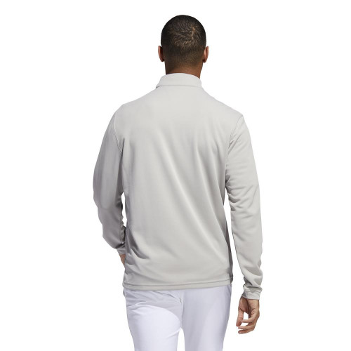 adidas Golf Mens Core Layering 1/4 Zip Pullover