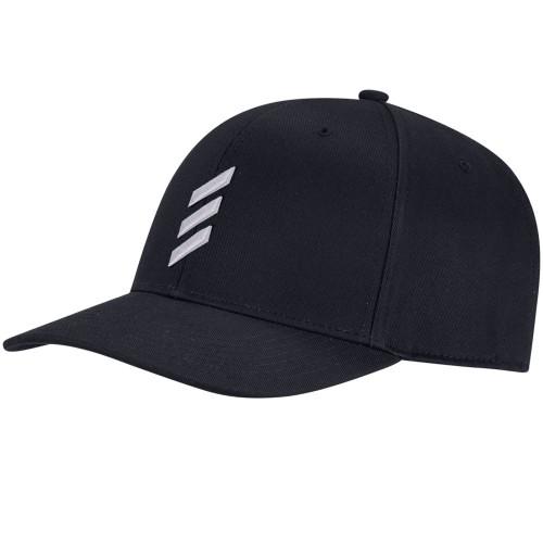 adidas Golf Adicross Bold Stripe Baseball Cap  - Black