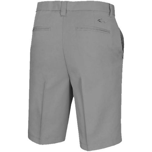 Greg Norman Mens Hybrid Modern Flat Front Pro Golf Shorts / NEW 2020