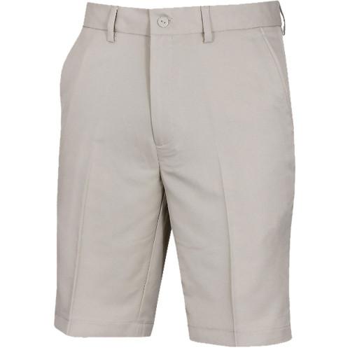 Greg Norman Mens Hybrid Modern Flat Front Pro Golf Shorts / NEW 2020 reverse