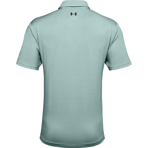 Under Armour Mens Graphic Solid PlayOff Golf Polo Shirt reverse