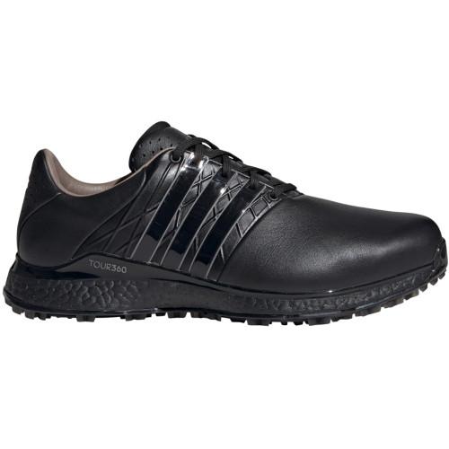 adidas Mens Tour 360 XT-SL 2.0 Spikeless Waterproof Golf Shoes - Wide Fit