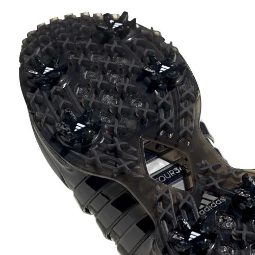 adidas Mens Tour 360 XT Waterproof Golf Shoes - Wide Fit reverse
