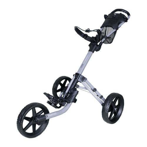 Fast Fold Mission 5.0 3-Wheel Golf Trolley Push Cart / NEW 2020