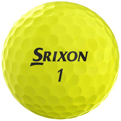 Srixon AD333 Golf Balls reverse
