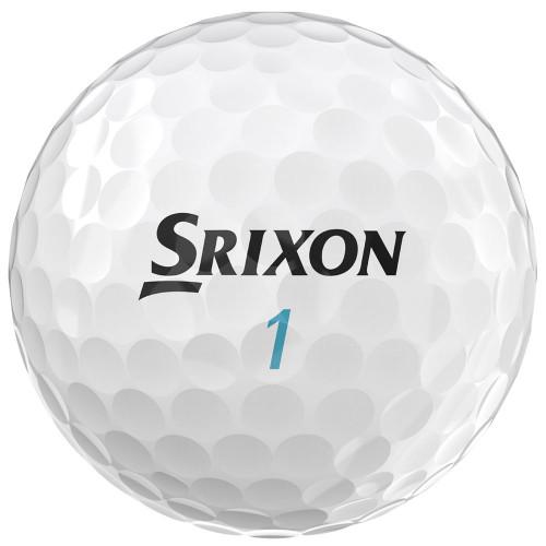Srixon UltiSoft Golf Balls reverse