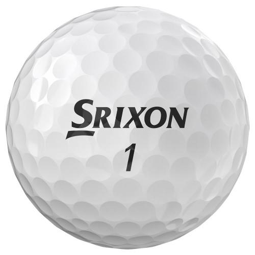 Srixon Q-Star Tour Golf Balls reverse