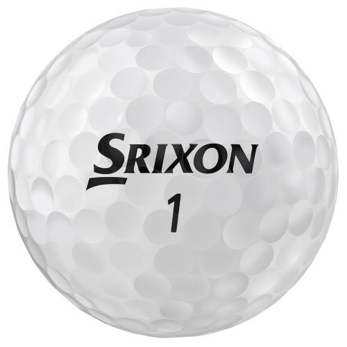 Srixon Z-Star Golf Balls reverse
