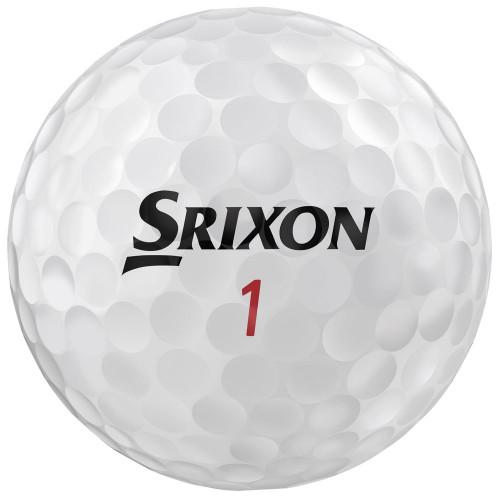Srixon Z-Star XV Golf Balls reverse