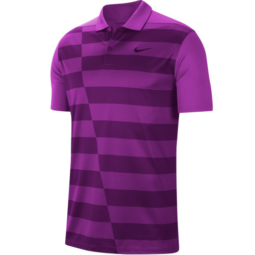 Nike Dry Graphic Hacked Golf Polo Shirt