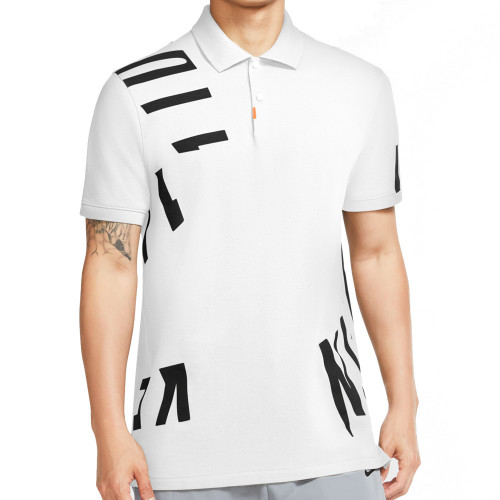 Nike Dry Hacked Slim Golf Polo Shirt